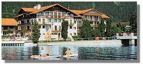 Ferienwohnung  Hotel Post Walchensee