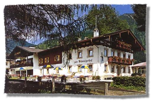 Hotel Und Restaurant Am Walchensee
